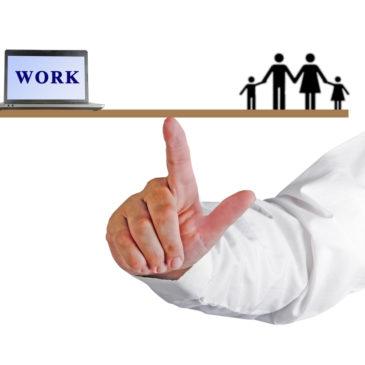 Echilibrul dintre viata personala si viata profesionala