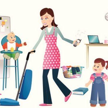 Provocarile ascunse ale unei mame