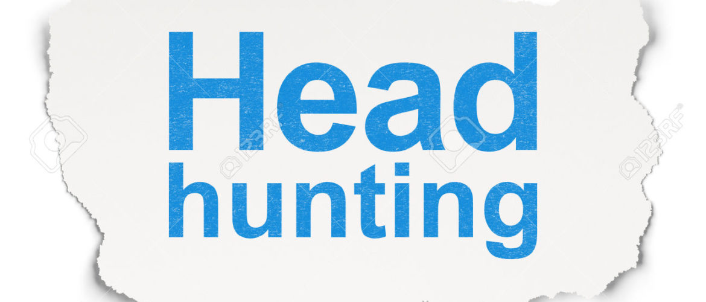 My headhunting experience!